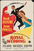 "Movie Posters:Musical, Royal Wedding (MGM, 1951). One Sheet (27"" X 41""). Musical.. ..."