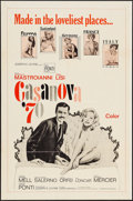 """Movie Posters:Foreign, Casanova '70 & Other Lot (Embassy, 1965). One Sheet (27"""" X 41"""") and Poster (30"""" X 40""""). Foreign.. ... (Total: 2 Items)"""