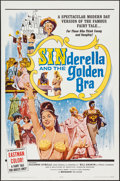 "Movie Posters:Sexploitation, Sinderella and the Golden Bra & Other Lot (Manson Distributing,1964). One Sheets (2) (27"" X 41""). Sexploitation.. ... (Total: 2Items)"