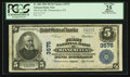 National Bank Notes:Nevada, Winnemucca, NV - $5 1902 Plain Back Fr. 600 The First NB Ch. # 3575. ...