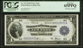 Fr. 713 $1 1918 Federal Reserve Bank Note PCGS Gem New 65PPQ