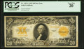 Large Size:Gold Certificates, Fr. 1187* $20 1922 Gold Certificate PCGS Very Fine 20.. ...