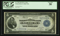 Fr. 798 $5 1918 Federal Reserve Bank Note PCGS Very Fine 30