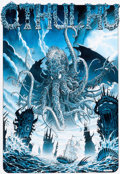 Original Comic Art:Illustrations, Giorgio Comolo - Cthulhu Illustration Original Art (2011)....