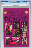Bronze Age (1970-1979):Alternative/Underground, Tales From the Plague #1 Haight-Ashbury pedigree (Weirdom Publications, 1971) CGC VF/NM 9.0 Off-white to white pages....