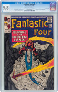Silver Age (1956-1969):Superhero, Fantastic Four #47 Pacific Coast pedigree (Marvel, 1966) CGC NM/MT 9.8 Off-white to white pages....