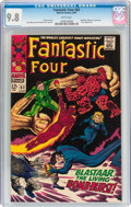 Silver Age (1956-1969):Superhero, Fantastic Four #63 (Marvel, 1967) CGC NM/MT 9.8 White pages....