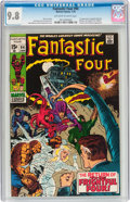 Bronze Age (1970-1979):Superhero, Fantastic Four #94 (Marvel, 1970) CGC NM/MT 9.8 Off-white to whitepages....