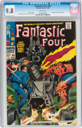Silver Age (1956-1969):Superhero, Fantastic Four #80 (Marvel, 1968) CGC NM/MT 9.8 White pages....