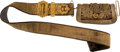 Military & Patriotic:Foreign Wars, British Royal Artillery Cartridge Box and Crossbelt....