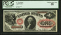 Large Size:Legal Tender Notes, Fr. 27 $1 1878 Legal Tender PCGS Choice About New 58.. ...