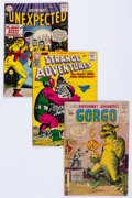 Silver Age (1956-1969):Adventure, Comic Books - Assorted Silver and Modern Age Adventure and Suspense Comics Group of 28 (Various Publishers, 1960s-80s) Conditi... (Total: 28 Comic Books)