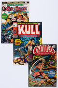 Bronze Age (1970-1979):Miscellaneous, Comic Books - Assorted Bronze and Modern Age Sword and SorceryComics Group of 79 (Various Publishers, 1970s-80s) Condition: V...(Total: 79 Comic Books)