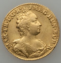 Austria, Austria: Maria Theresia gold Souverain d'or 1752 VF - Mount Removed, Harshly Cleaned,...