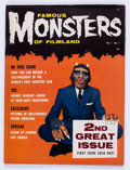 Magazines:Horror, Famous Monsters of Filmland #2 (Warren, 1958) Condition: FN+....