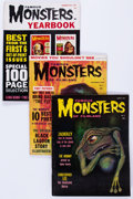 Magazines:Horror, Famous Monsters of Filmland #4-20 Group (Warren, 1959-62)Condition: Average GD.... (Total: 18 Comic Books)