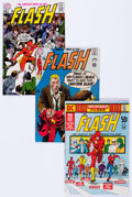 Bronze Age (1970-1979):Superhero, The Flash Group of 49 (DC, 1969-79) Condition: Average VF/NM.... (Total: 49 Comic Books)