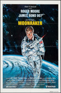 "Movie Posters:James Bond, Moonraker (United Artists, 1979). International Teaser One Sheet(27"" X 41"") Style A. James Bond.. ..."