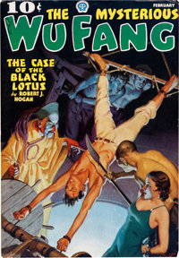 Wu Fang - February 1936 (Popular) Condition: FN