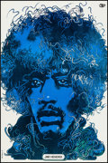 "Movie Posters:Rock and Roll, Jimi Hendrix (PSJ, 1974). Polish One Sheet (26.25"" X 38.5""). Rockand Roll.. ..."