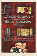 "Movie Posters:Hitchcock, Rear Window (Paramount, 1954). One Sheet (27"" X 40.5"").. ..."