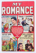 Golden Age (1938-1955):Romance, My Romance #1 (Marvel, 1948) Condition: VG/FN....