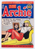 Golden Age (1938-1955):Humor, Archie Comics #50 (Archie, 1951) Condition: VG+....
