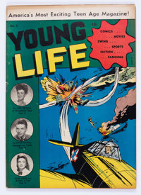 Young Life #2 Crowley Copy/File Copy (New Age Publishers, 1945) Condition: VF