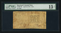 Colonial Notes:Maryland, Maryland April 10, 1774 $1/9 PMG Choice Fine 15 Net.. ...