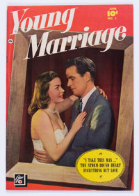 Young Marriage #1 (Fawcett Publications, 1950) Condition: VF-