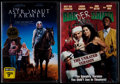 Miscellaneous Collectibles:General, Billy Bob Thorton Signed DVDs Lot of 2....