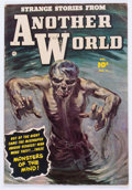 Golden Age (1938-1955):Horror, Strange Stories from Another World #4 (Fawcett Publications, 1952)Condition: VG....