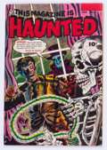 Golden Age (1938-1955):Horror, This Magazine Is Haunted #11 (Fawcett Publications, 1953)Condition: FN+....
