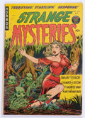Golden Age (1938-1955):Horror, Strange Mysteries #2 (Superior Comics, 1951) Condition: VG/FN....