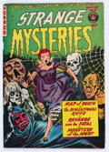 Golden Age (1938-1955):Horror, Strange Mysteries #10 (Superior Comics, 1953) Condition: VG/FN....