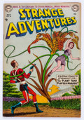 Golden Age (1938-1955):Science Fiction, Strange Adventures #44 (DC, 1954) Condition: FN/VF....