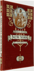 Books:Americana & American History, Moses King. King's Views New York. Moses King, 1905....