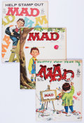 Magazines:Mad, MAD Group of 61 (EC, 1963-72) Condition: Average VG/FN.... (Total:61 Comic Books)