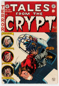 Golden Age (1938-1955):Horror, Tales From the Crypt #43 (EC, 1954) Condition: FN....