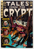 Golden Age (1938-1955):Horror, Tales From the Crypt #44 (EC, 1954) Condition: FN+....