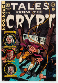 Tales From the Crypt #44 (EC, 1954) Condition: FN+