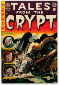 Golden Age (1938-1955):Horror, Tales From the Crypt #45 (EC, 1954) Condition: FN+....
