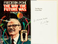 Books:Biography & Memoir, Frederik Pohl. INSCRIBED. The Way the Future Was. A Memoir.New York: Ballantine Books, [1978]....