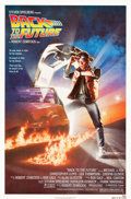 "Movie Posters:Science Fiction, Back to the Future (Universal, 1985). One Sheet (27"" X 41"").. ..."