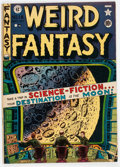 Golden Age (1938-1955):Science Fiction, Weird Fantasy #15 (#3) (EC, 1950) Condition: VG/FN....