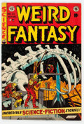 Golden Age (1938-1955):Science Fiction, Weird Fantasy #22 (EC, 1953) Condition: FN+....
