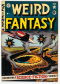 Golden Age (1938-1955):Science Fiction, Weird Fantasy #11 (EC, 1952) Condition: FN....