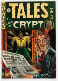 Golden Age (1938-1955):Horror, Tales From the Crypt #21 (EC, 1951) Condition: VG-....