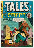 Golden Age (1938-1955):Horror, Tales From the Crypt #20 (EC, 1950) Condition: VG-....