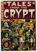 Golden Age (1938-1955):Horror, Tales From the Crypt #33 (EC, 1952) Condition: VG/FN....
